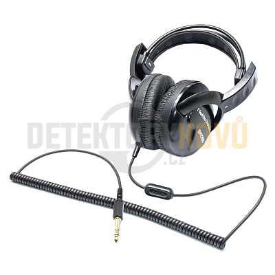Sluchátka Nokta Makro KOSS UR-20 jack 6,3 mm - Detektory kovů