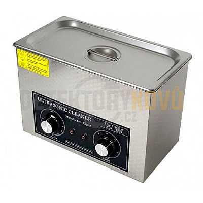 Ultrazvuková čistička ENE II - 3L 40 kHz - Detektory kovů