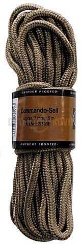Lano Commando 15 m, 7 mm Coyote - Detektory kovů