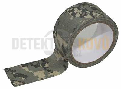 Maskovací lepící páska AT digital, 5 cm x 10 m - Detektory kovů