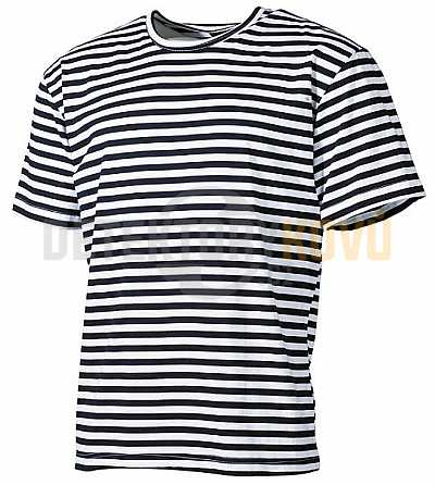 Tričko s krátkým rukávem námořnické - Detektory kovů