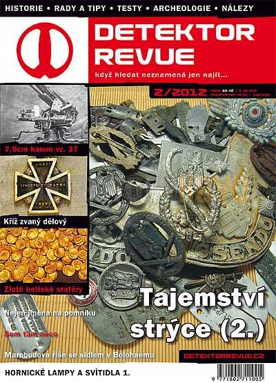 Detektor revue 2012/02 - Detektory kovů