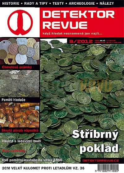 Detektor revue 3/2012 - Detektory kovů