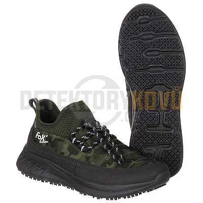 Outdoorová obuv FOX camo - Detektory kovů