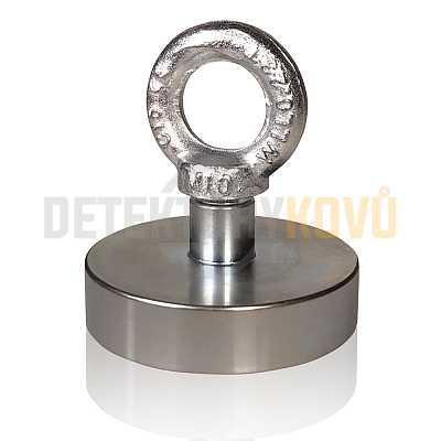 Supermagnet 200 kg - Detektory kovů