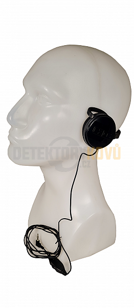 XP FX-03 sluchátka s regulací hlasitosti s boxem - Detektory kovů