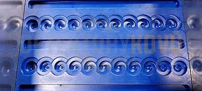 Devin Gold - splav na rýžování zlata - Modrá - Detektory kovů