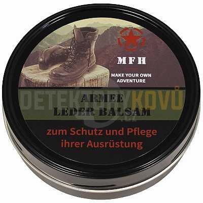 Army krém na koženou obuv 150 ml bezbarvý - Detektory kovů
