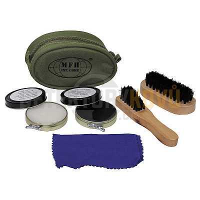 Set na čištění obuvy - Detektory kovů