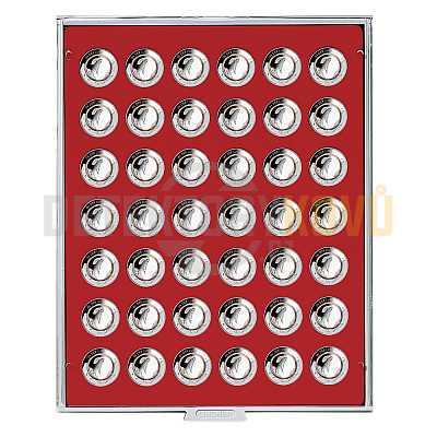 Kazeta na 42 mincí - průměr 29,5 mm 2105 - Detektory kovů