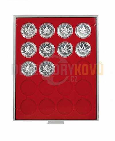 Kazeta na mince 20 x 46 mm - Detektory kovů