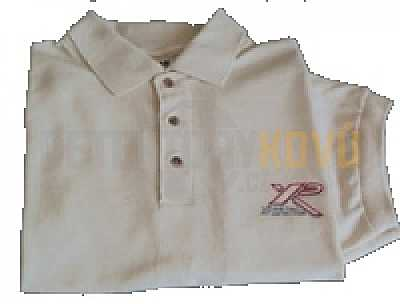 Polo triko XP - Detektory kovů
