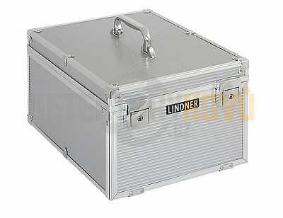 Sběratelský box hliníkový na 8 kazet (prázdný) - Detektory kovů