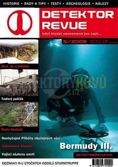 Detektor revue 05/2009 - Detektory kovů