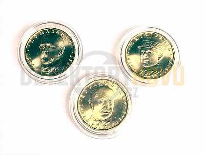 Kapsle na mince 27 mm - Detektory kovů