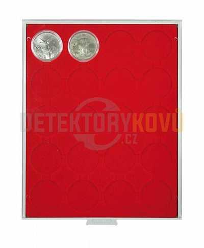 Kazeta na 20 mincí - průměr 48 mm 2520 - Detektory kovů