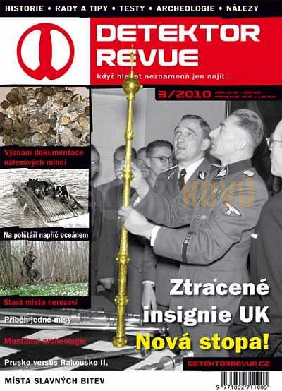 Detektor revue 03/2010 - Detektory kovů