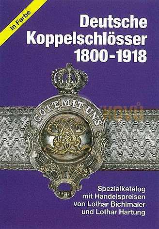 Německé přezky 1800-1918 - Detektory kovů