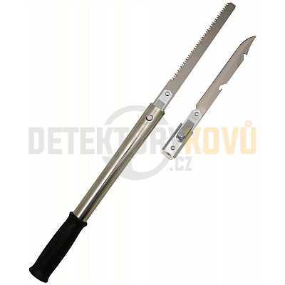 Multifunkční lopatka, 6 v 1 - Detektory kovů