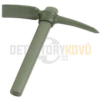 Krumpáček EXPLORER - zelený - Detektory kovů
