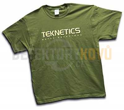 tričko teknetics - Detektory kovů