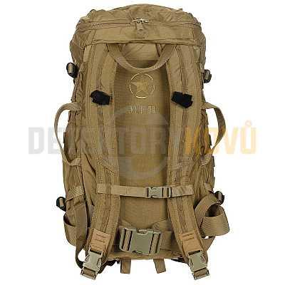 Batoh Mission Cordura 30L, coyote - Detektory kovů