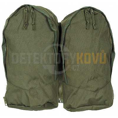 Batoh Alpin 110 l olivový - Detektory kovů