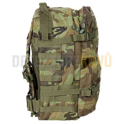 Batoh US Assault II, vz 95 CZ camo, 40 litrů - Detektory kovů
