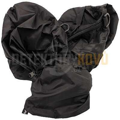 Skládací přepravní taška černá - Detektory kovů