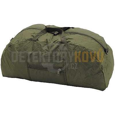 Skládací přepravní taška zelená - Detektory kovů