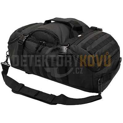 Batoh cestovní černý - Detektory kovů