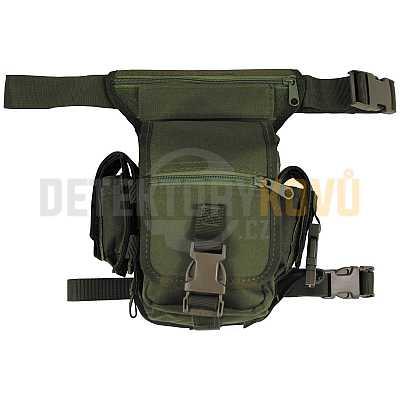 Opasková taška (Hip-Bag) oliv - Detektory kovů
