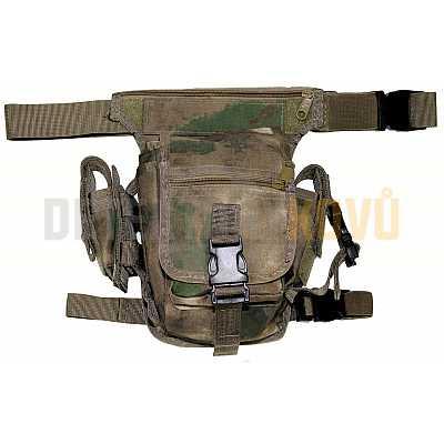 Opasková taška (Hip-Bag) HDT camo - Detektory kovů