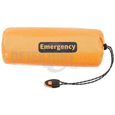 Nouzový stan Emergency - Detektory kovů