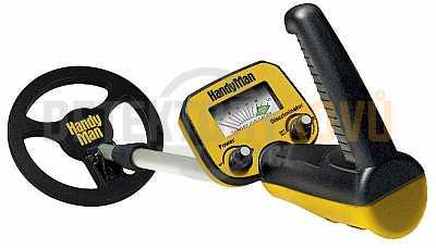 Bounty Hunter Handyman - detektor kovů - Detektory kovů