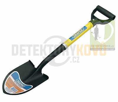 Lopatka - mini rýč Draper - Detektory kovů