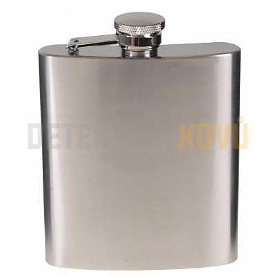 Placatka - nerezová ocel 225 ml - Detektory kovů