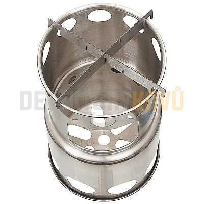 Cestovní nerezový set pro vaření - Detektory kovů