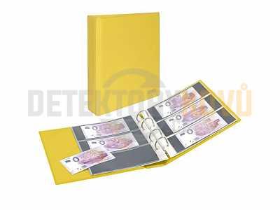 Album na bankovky Publica M - Solino, 20 listů - Detektory kovů