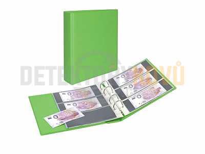Album na bankovky Publica M - spring, 20 listů - Detektory kovů