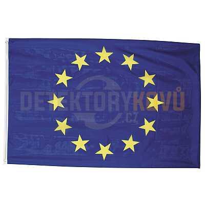 Vlajka EU, 150 x 90 cm - Detektory kovů