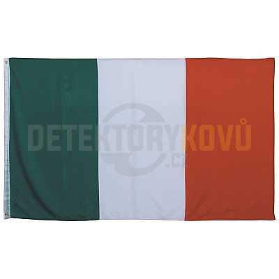 Vlajka Italská  , 150 x 90 cm - Detektory kovů