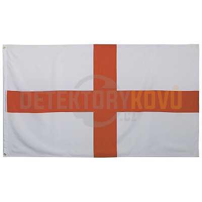 Vlajka Anglická, 150 x 90 cm - Detektory kovů