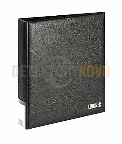 Set alba s pořadačem PUBLICA M - černé - Detektory kovů