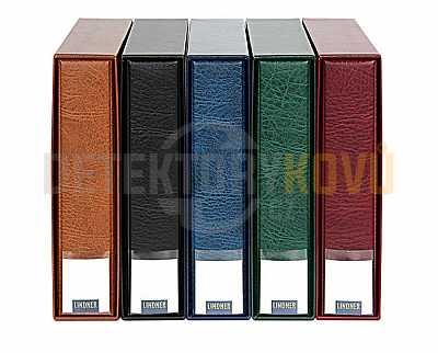 Album na bankovky (pro 80 ks) PUBLICA M - vínové - Detektory kovů