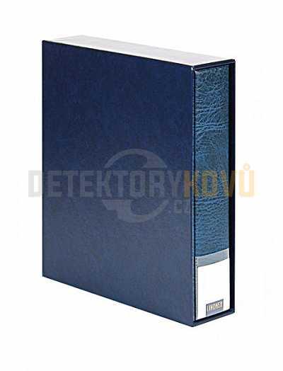 Album na bankovky (pro 80 ks) PUBLICA M - modré - Detektory kovů
