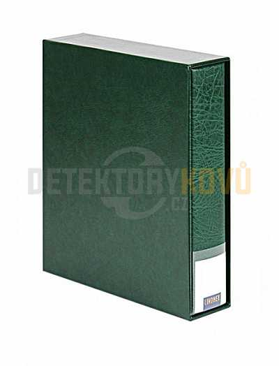 Album na mince PUBLICA M - zelené - Detektory kovů