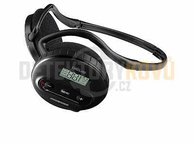 Sluchátka XP DEUS WS4 - Detektory kovů