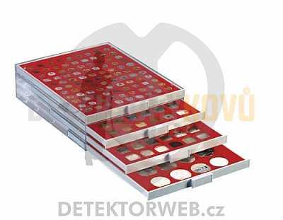 Kazeta na 99 mincí - průměr 19 mm 2199 - Detektory kovů
