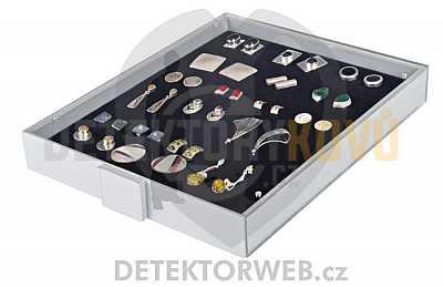 Sběratelská kazeta na nálezy 2419 - Detektory kovů
